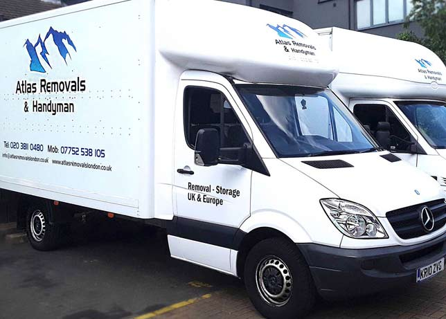 removal services in South West London